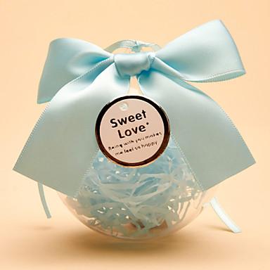 Kugel Geschenke Halter Mit Schleife Geschenkboxen Süßigkeiten Gläser und Flaschen Geschenk Schachteln