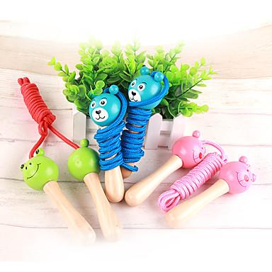 LT.Squishies Antiestresse / Brinquedo Educativo Clássico Madeira Natural Desenho Crianças / Infantil Unisexo / Para Meninos Dom