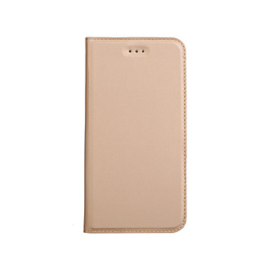 Capinha Para Samsung Galaxy J7 (2016) J5 (2016) Porta-Cartão Com Suporte Flip Ultra-Fina Magnética Capa Proteção Completa Côr Sólida