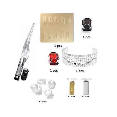 Fedele Kit Make Up Polveri Per Sopracciglia Labbra Eyeliner Corpo Macchinette Per Tatuaggio 18aghi Turnoshader 14 Aghi Flat #05986205 Risparmia Il 50-70%