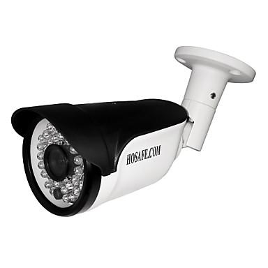 hosafe® 2.0mp 1080p wasserdichte Outdoor-IP-Kamera w / poe / 36-ir-LED / Bewegungserkennung