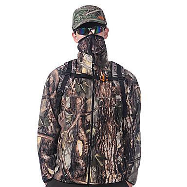 Wasserdicht Atmungsaktivität camuflaje Oberteile Langarm für Jagd