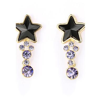 Dámské Šperky Přizpůsobeno Módní Euramerican Křišťál Slitina Ostatní Šperky Svatební Párty Výročí