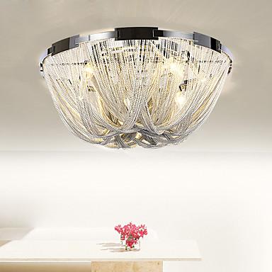 UMEI™ 6-luz Montagem do Fluxo Luz Ambiente - Designers, 110-120V / 220-240V Lâmpada Não Incluída / 10-15㎡ / E12 / E14