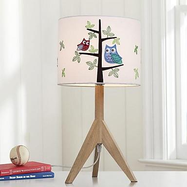 40 Nykyaikainen Taiteellinen Yksinkertainen Pöytälamppu , Ominaisuus varten kanssa Käyttää Päälle/pois -kytkin Vaihtaa