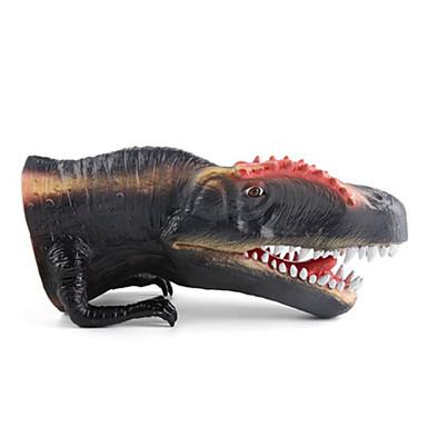 Drachen & Dinosaurier Spielzeuge Dinosaurierfiguren Jurassischer Dinosaurier Triceratops Tyrannosaurus Rex Kunststoff Kinder Stücke