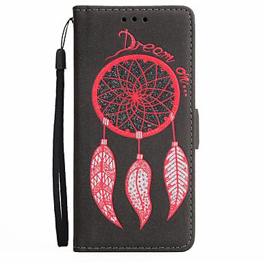 Capinha Para Samsung Galaxy S8 Plus S8 Porta-Cartão Carteira Com Suporte Flip Áspero Com Relevo Capa Proteção Completa Glitter Brilhante