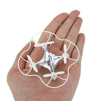 RC Drone M9912 4CH 6 Eixos 2.4G Quadcópero com CR Vôo Invertido 360° / Flutuar Quadcóptero RC / Controle Remoto / Cabo USB