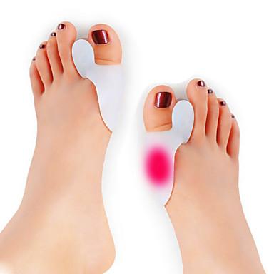 Travel Foot Men and Women Supports Toe Separators Air Pressure Massage Posture Corrector Relieve foot pain Support Massage Muscle support