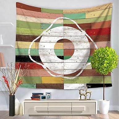 Wand-Dekor 100% Polyester Mit Mustern Wandkunst,1