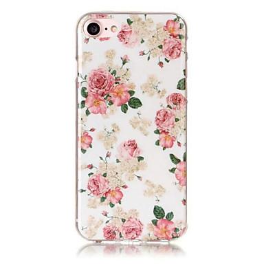 غطاء من أجل أيفون 5 Apple IMD نموذج غطاء خلفي زهور ناعم TPU إلى iPhone SE/5s iPhone 5
