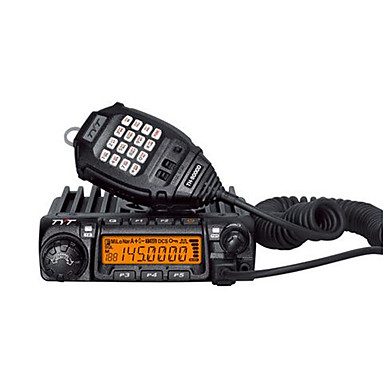 TYT TH-9000D Rádio de Comunicação Montável em Veículos Alarme de Emergência / Timer para Pausa / TONE / DTMF (multifrequencia) > 10 km > 10 km 60 W Walkie Talkie Dois canais de rádio