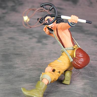 Anime Action-Figuren Inspiriert von One Piece Usopp PVC 14cm CM Modell Spielzeug Puppe Spielzeug Herrn Damen