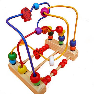 Bausteine Spielzeuge Umweltfreundlich Holz Kinder Stücke