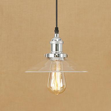 Luzes Pingente Luz Ambiente - Estilo Mini Designers, Vintage Retro, 110-120V 220-240V Lâmpada Incluída