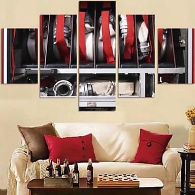 Reprodukce umění Moderní,Pět panelů Horizontální Grafika Wall Decor For Home dekorace