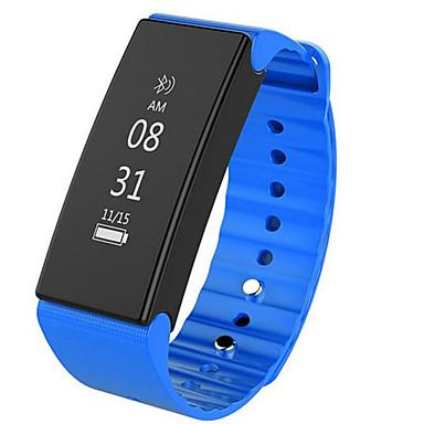 Smart-ArmbandWasserdicht Verbrannte Kalorien Schrittzähler Übungs Tabelle Sport Herzschlagmonitor Touchscreen Distanz Messung Information