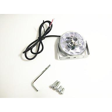 Motorrad Licht führte Birne Macht Auto Licht Guihuo Modifikation Rücklicht Laser Nebel Licht Anti-Heck-Ende Chassis Licht lange blinzeln