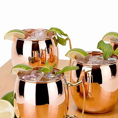 Copos Tudo de Aço Chá e Bebidas / Copo Isolamento térmico / DIY Criador / presente namorada 1 pcs