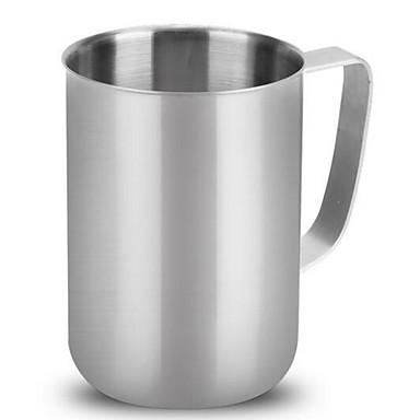 Trinkbecher, 200 Edelstahl Wasser Gläser und Tassen für den täglichen Gebrauch