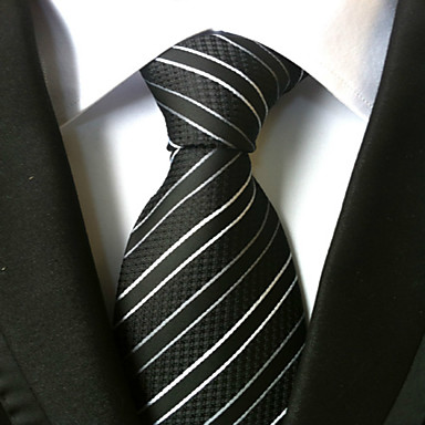 Men's / All Neckwear / Stripes Necktie - Striped