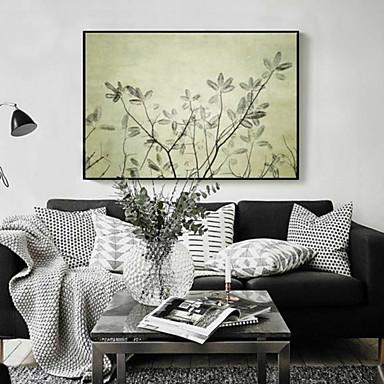 Květiny a rostliny 3D umění v rámu Wall Art,Polystyren Materiál s rámem For Home dekorace rám Art Obývací pokoj Ložnice dětský pokoj 1ks
