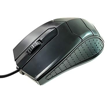 Usb drátová myš 1600 dpi myš počítačová myš vysoce přesná optická myš kancelářská myš