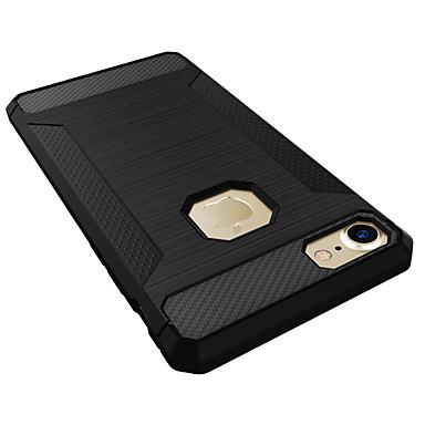 Hülle Für Apple iPhone 7 / iPhone 7 Plus Stoßresistent Rückseite Solide Weich Silikon für iPhone 7 Plus / iPhone 7 / iPhone 6s Plus