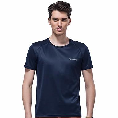 Unisex Dağcı Tişörtü Outdoor Rychleschnoucí Sady oblečení Golf