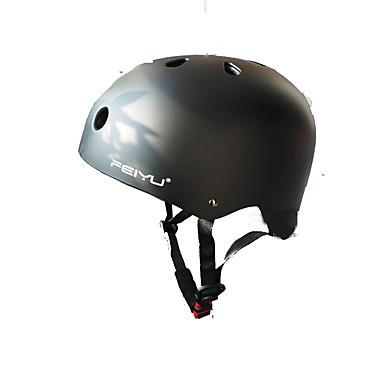 Bike Helmet Skateboarding Helmet Skate Helmet Adults' Helmet CE Certification Damping Flexible for Ice Skating Cycling/Bike Skateboarding