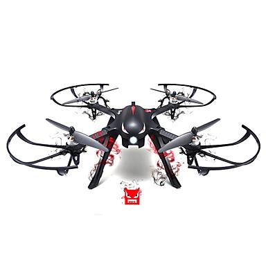 Kameralennokki MjX MJX B3 4CH 6 Akselin 2,4G - RC-multikopteriLED-valaistus Kotiinpaluutoiminto 360 Asteinen Lento Ylösalaisin Flight