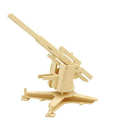 Quebra-Cabeças 3D Quebra-Cabeça Quebra-Cabeças de Metal Modelos de madeira Brinquedos de Montar Outros 3D Faça Você Mesmo Madeira Madeira