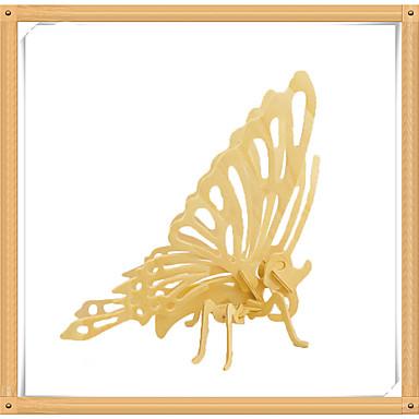 voordelige 3D-puzzels-3D-puzzels Legpuzzel Modelbouwsets Vlinder Dieren DHZ Puinen Kinderen Speeltjes Geschenk