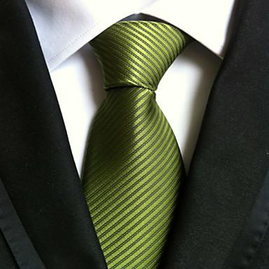 Men's Neckwear / Stripes Necktie - Striped