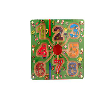 Labirinto / Labirintos Magnéticos Magnética De madeira / Ferro Para Meninas Crianças Dom 1 pcs