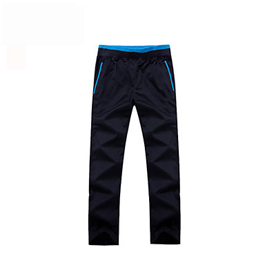 Men's Running Pants Casual/Daily Pants/Trousers/Overtrousers for Running/Jogging Exercise & Fitness Polyester Loose L XL XXL XXXL XXL-XXXL