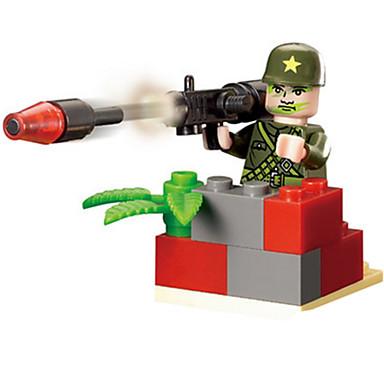 Blocos de Construir Brinquedos Outros Plásticos Unisexo Para Meninos Peças