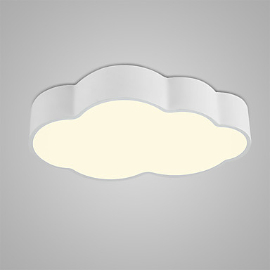 Flush Mount Ambient Light - Matte, Bulb Included, Designers, 110-120V / 220-240V, Warm White / Cold White, LED Light Source Included