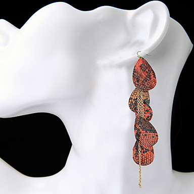 Women's Drop Earrings Personalized Luxury Geometric Unique Design Dangling Style Tassel Classic Vintage Bohemian Basic Friendship Punk