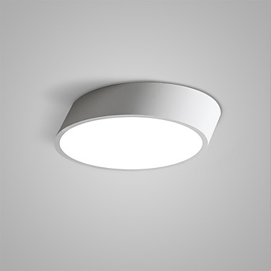 Flush Mount Ambient Light - Matte, Mini Style, Bulb Included, 110-120V / 220-240V, Warm White / Cold White, LED Light Source Included