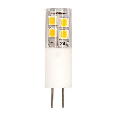3W 200 lm G4 Luminárias de LED  Duplo-Pin T 19 leds SMD 2835 Branco Quente Branco Frio