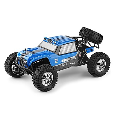 RC Car HAIBOXING 12889 2.4G 4WD High Speed Drift Car Off Road Car Truggy Buggy (Off-road) 1:12 26 KM/H Remote Control / RC Rechargeable