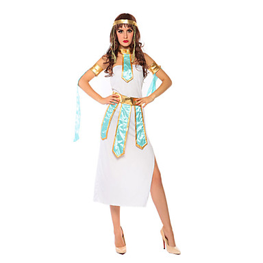 Egyptian Costume Queen Cleopatra Cosplay Cosplay Costume Party Costume Women's Halloween Carnival Festival / Holiday Halloween Costumes