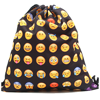 Unisex Bags Oxford Cloth Carry-on Bag Pattern / Print Yellow / Rainbow / Pink