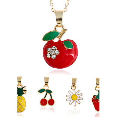 Women's Jewelry Set Pendant Necklaces Pendants Fashion Punk Euramerican Africa Dailywear Date Street Going out Casual/Daily Club