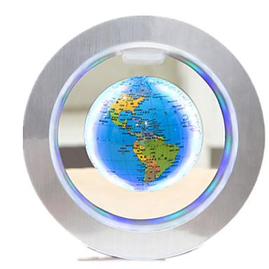 Esfera Globo flutuante Brinquedo & Modelos de Astronomia Brinquedos Redonda Iluminação Levitação Magnética Unisexo Peças Plásticos