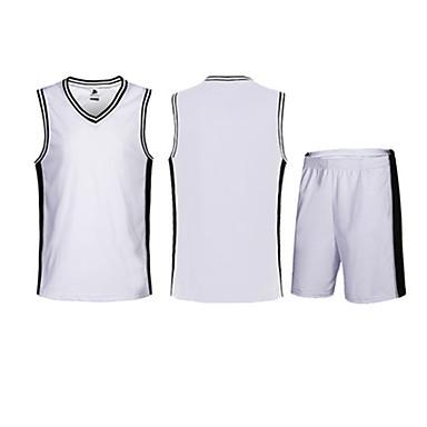 Herre Ermeløs Basketball Klessett Shorts Slitasje-sikker Sport
