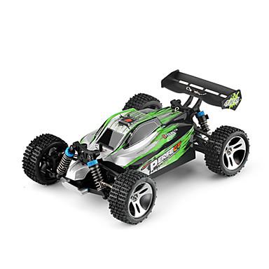 Carro com CR WL Toys A959-A 2.4G SUV 4WD Alta Velocidade Drift Car Off Road Car Jipe (Fora de Estrada) 1:18 Electrico Escovado 35km/h KM