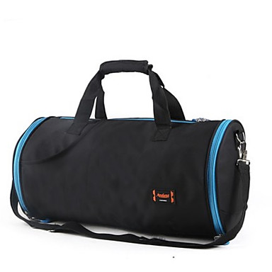 Men Bags All Seasons Oxford Cloth Travel Bag for Casual Sports Outdoor Black Red Dark Blue Purple Clover
