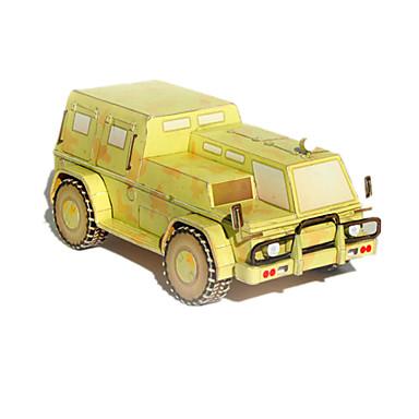 3D-puslespill Puslespill Papirkunst Tank simulering Møbler artikler GDS Klassisk Barne Unisex Gave